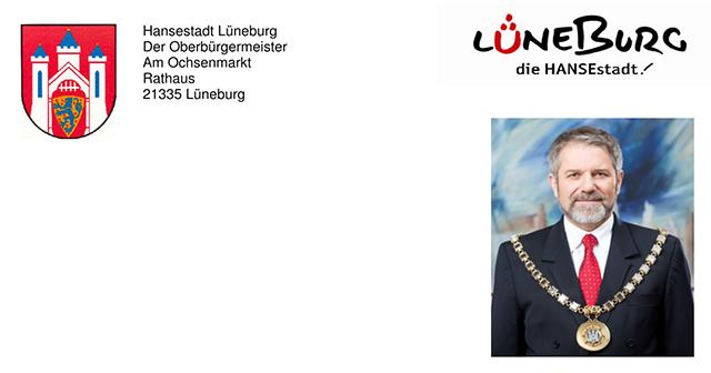 Grußwort zum Patenmodell von Oberbürgermeister Mädge